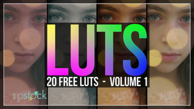 LUTS Free Pack Volume_01