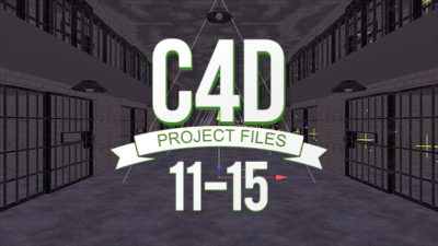 C4D Project Files 11-15